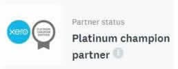platinum champion partner